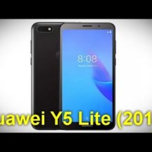 Huawei Y5 Lite характеристики и обзор   Android Go